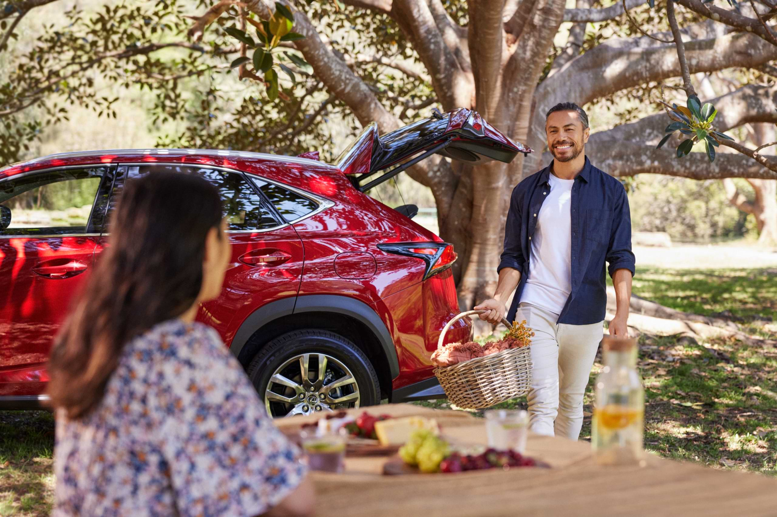 Find your away in the Lexus NX